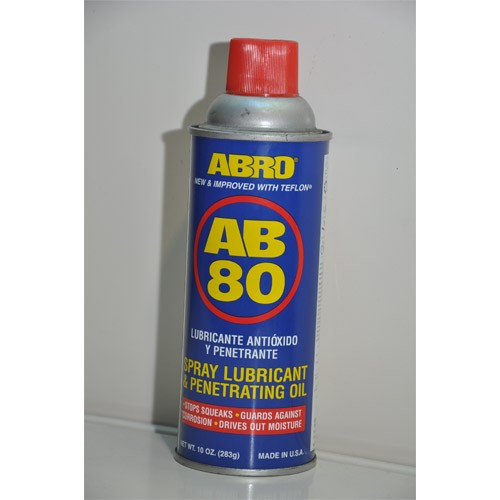 SRAY LUBRICANT 408000