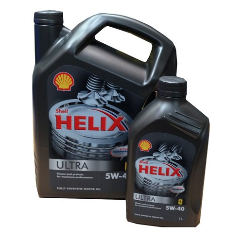 HELIX HX8 SYNTHETIC 5W-40_5L